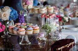 сладкий бар (кенди-бар) на свадьбе
