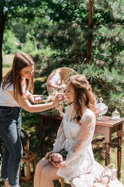 идеи для фотосъемки утра невесты