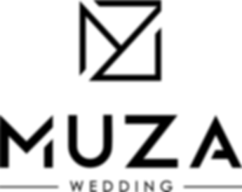 Логотип свадебного агентства в Киеве MUZA-wedding (Муза-вединг)