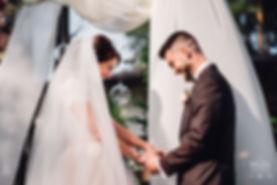 Невеста Яна и Жених Андрей, свадебное агентство в Киеве MuZa-wedding, организация и координация свадеб