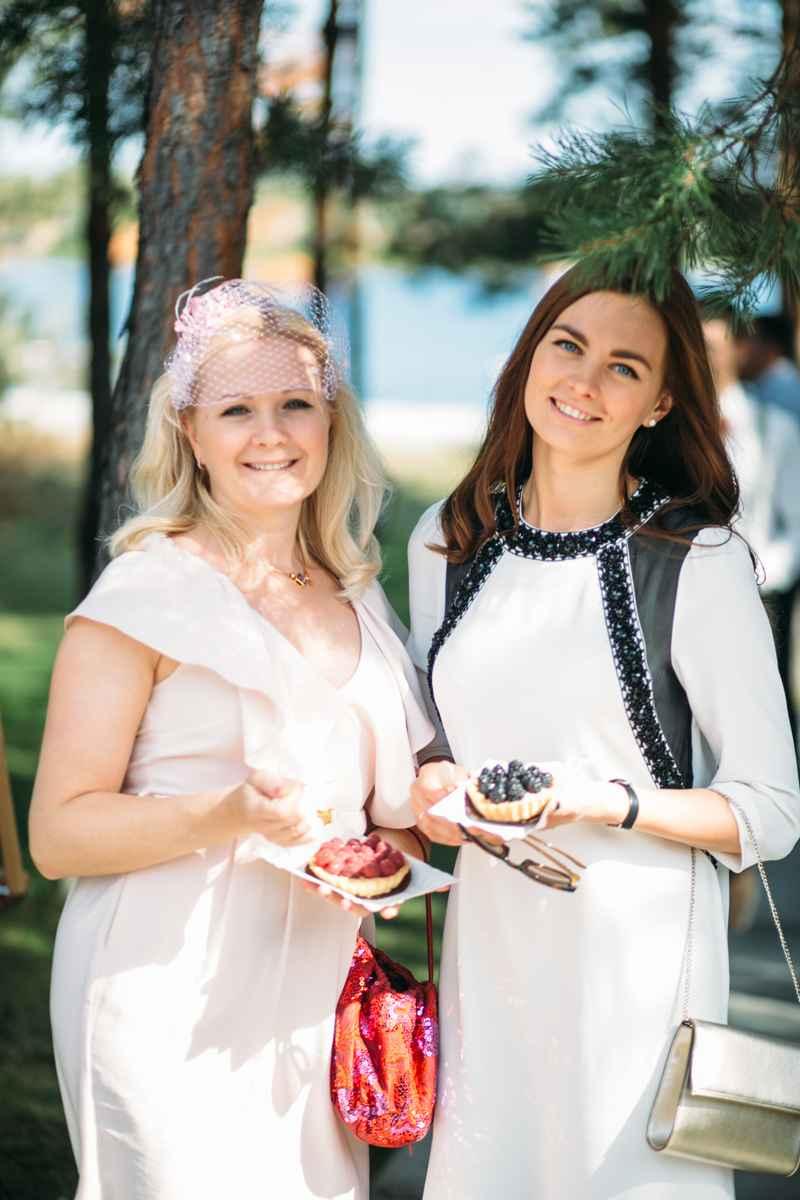 гости на свадьбе киев фуршет