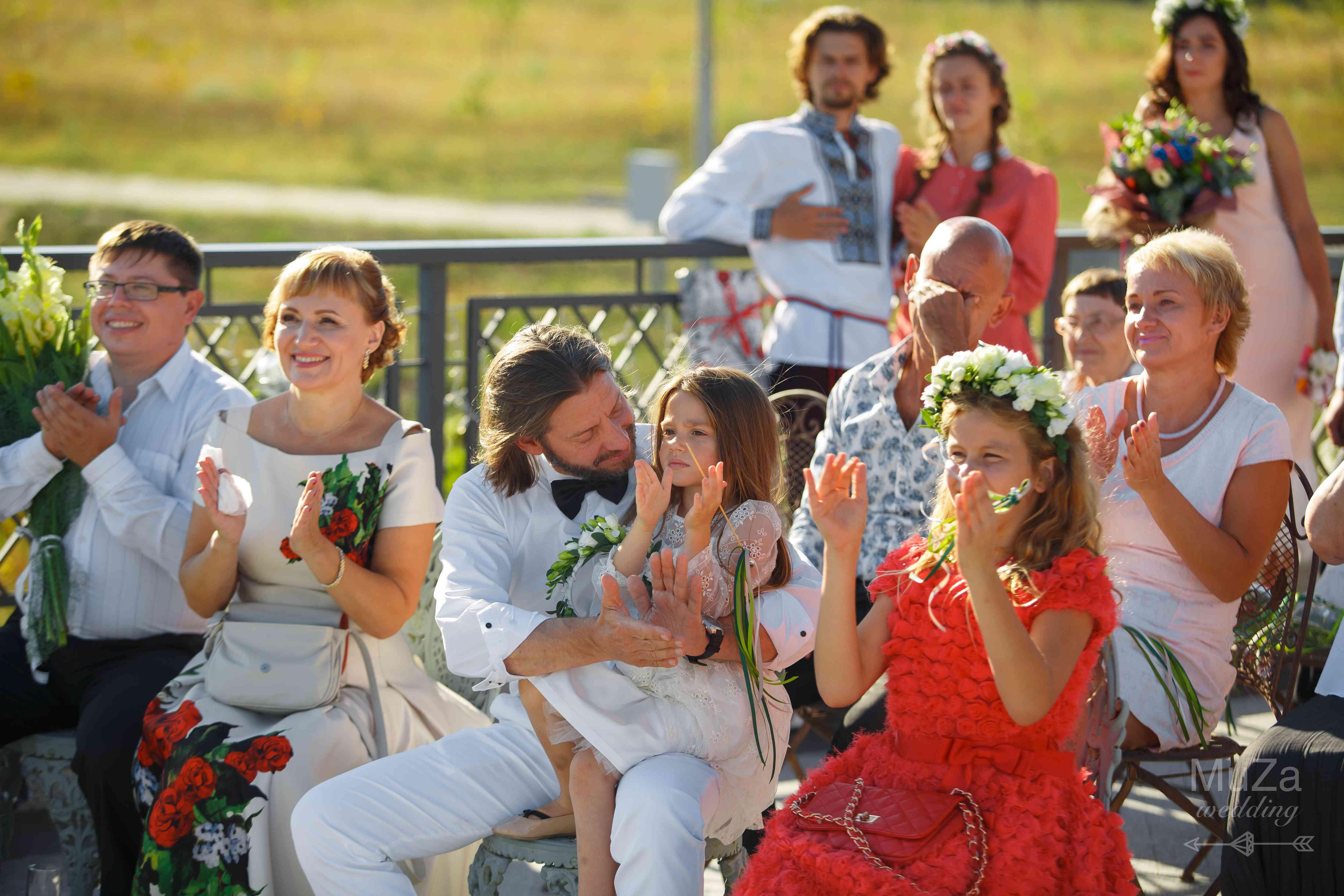 поздравления гостей на свадьбе