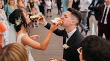 Украинские традиции на интернациональной свадьбе