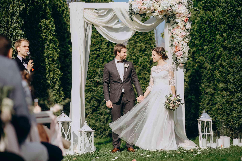 свадебная церемония в Киеве, муза