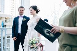 Свадебная церемония в Киеве