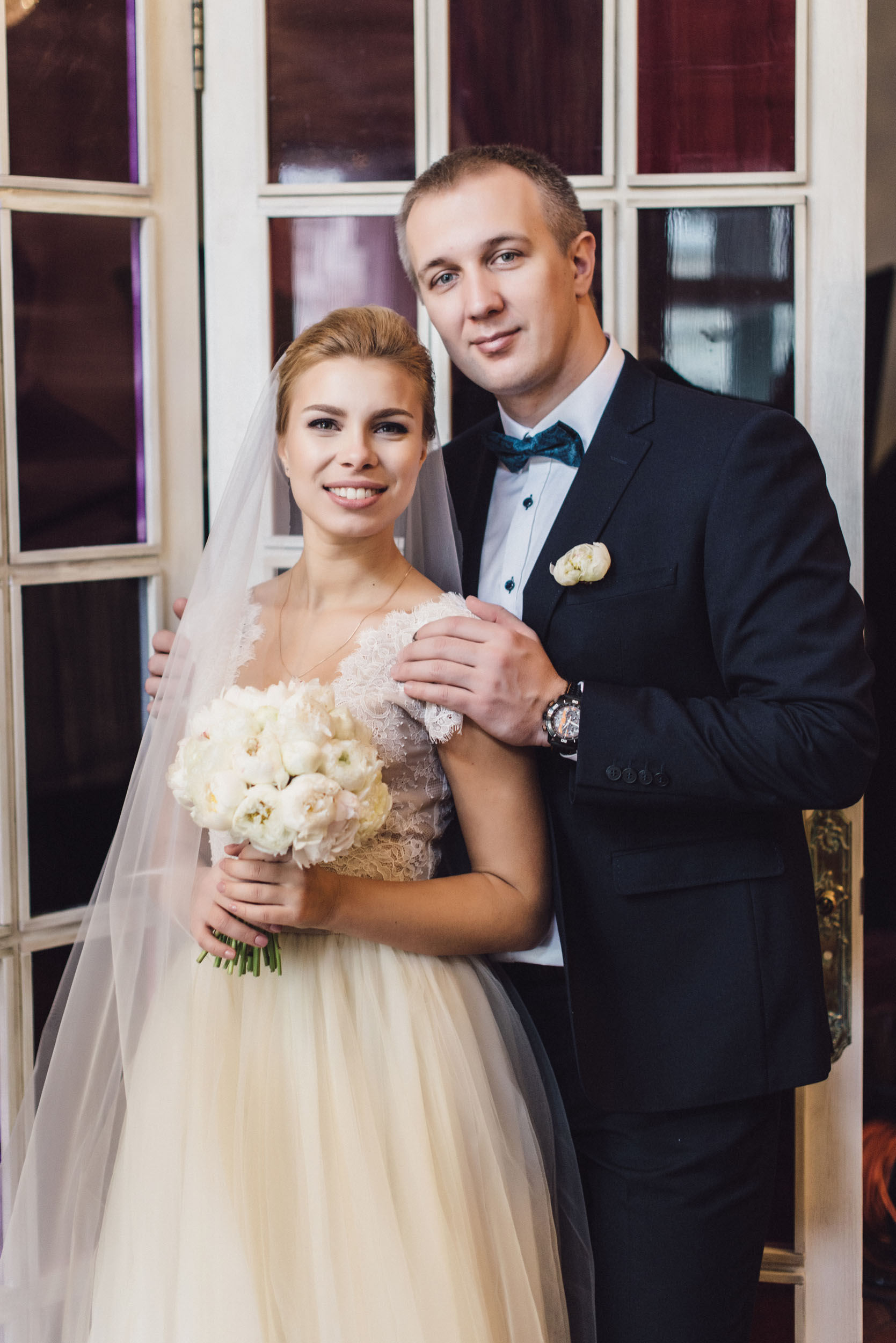 Анна и Сергей агентство MuZa-wedding