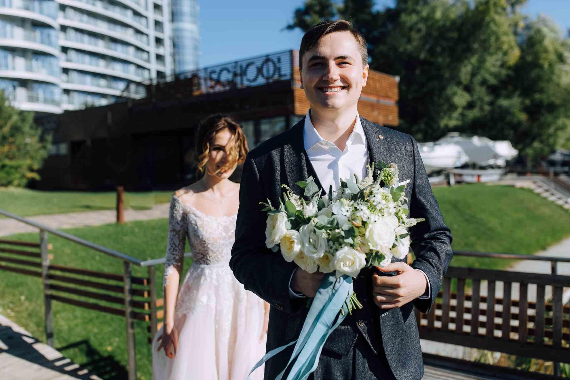 первая встреча жениха и невесты идея