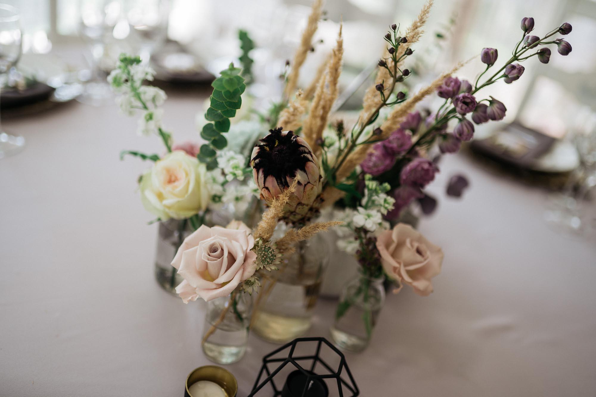 свадебная флористика бохо идеи
