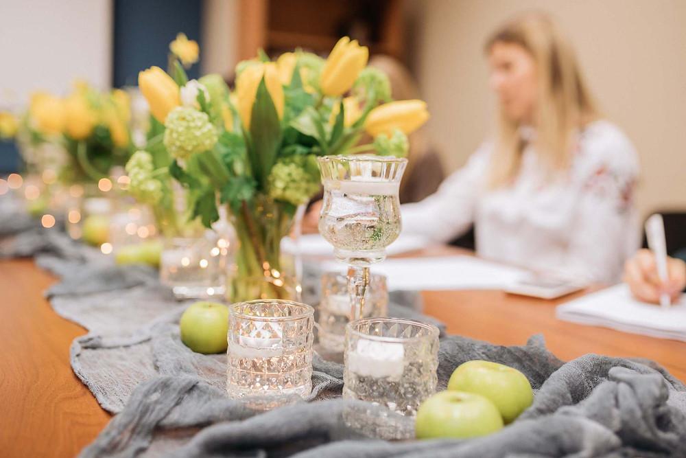 Свадебный координатор - обучающий интенсив от свадебного агентства в Киеве MUZA-wedding, обучение для свадебных координаторов
