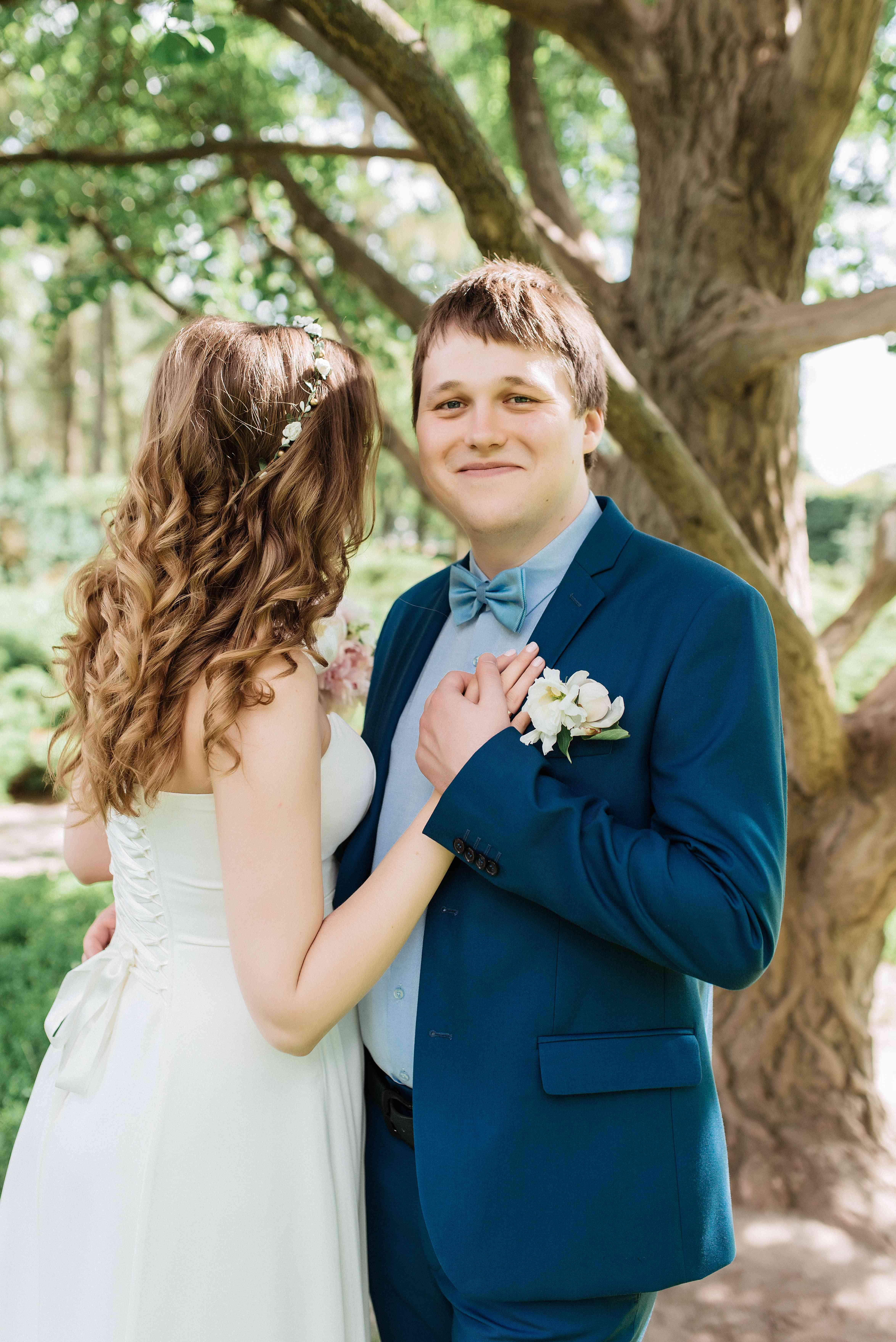 красивые волосы, невеста, свадьба