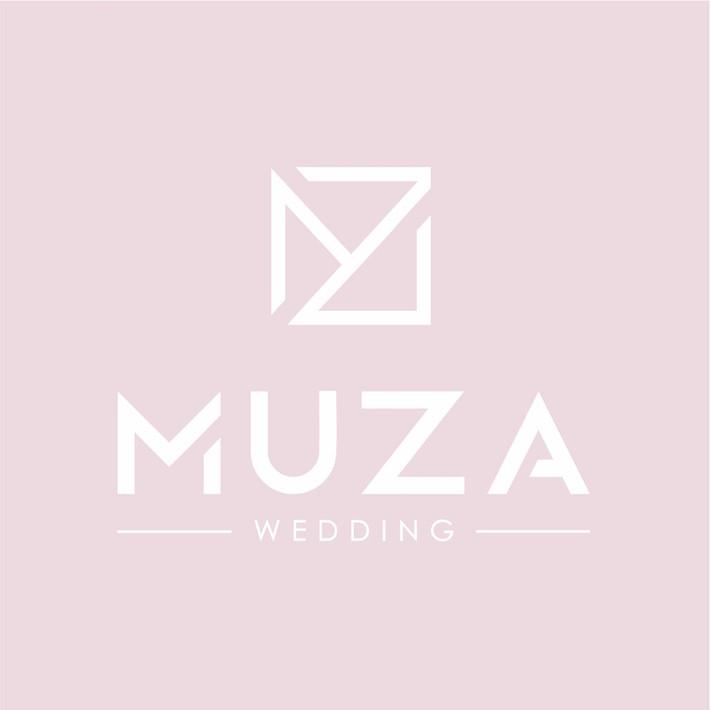 Новый логотип свадебного агентства MUZA-wedding