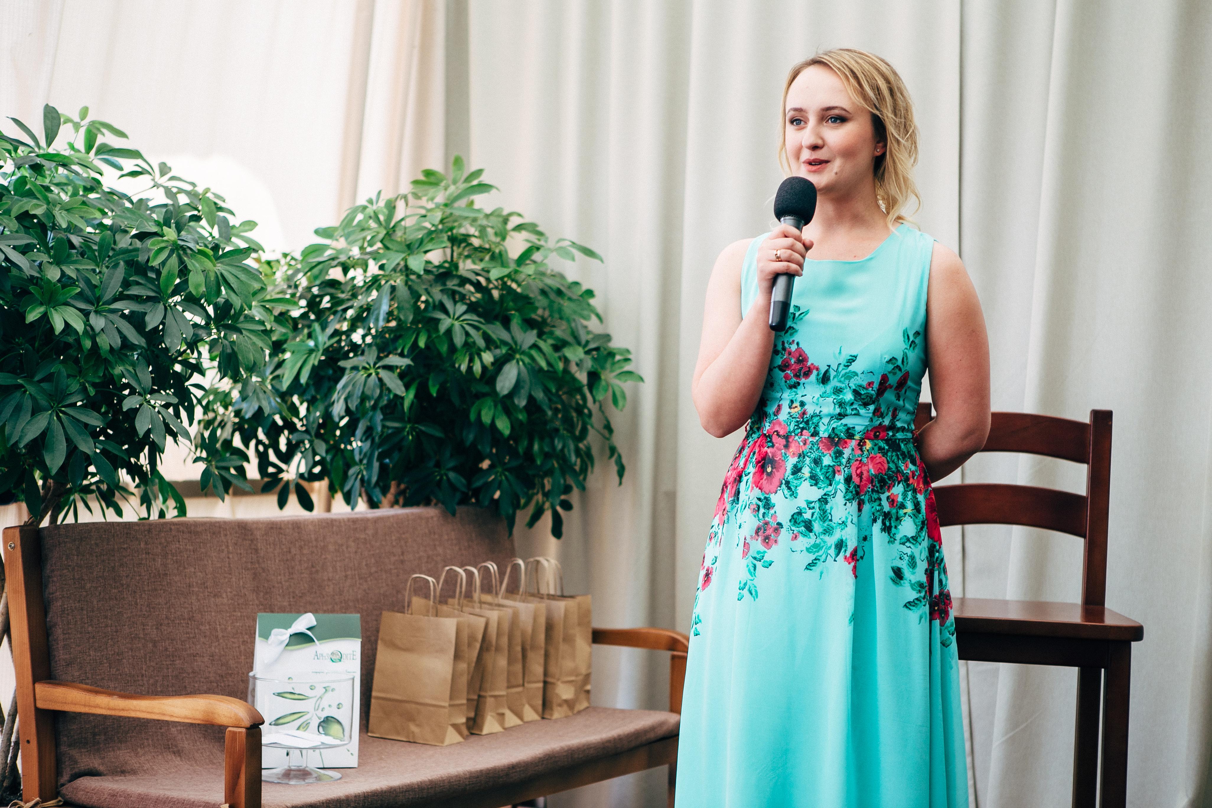 Елена Остапенко, флорист-декоратор