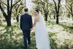 идея свадебной фотосессии Киев, ВДНХ