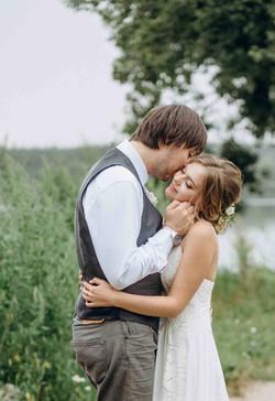 фотосессия в день свадьбы Киев