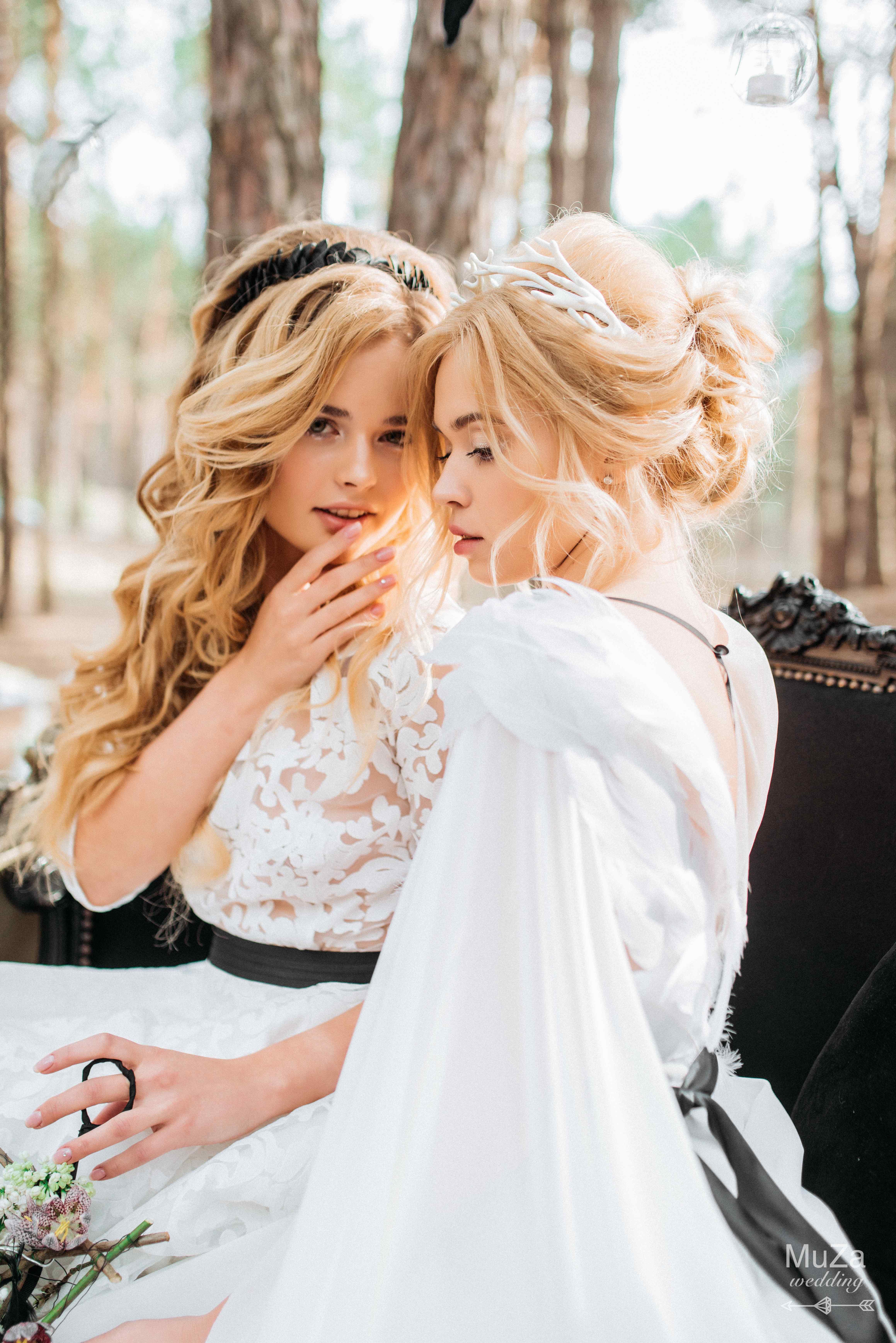 какой свадебный образ в моде