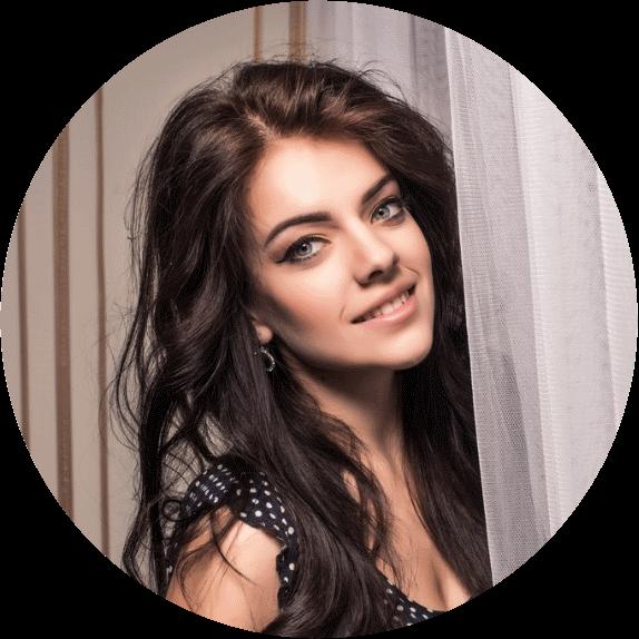 Александра Федив,  стилист визажист, руководитель AF make up studio, свадебный эксперт