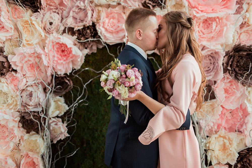 Свадьба Иры и Димы в документ-сервис Готово, Киев
