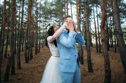 first look MuZa-wedding