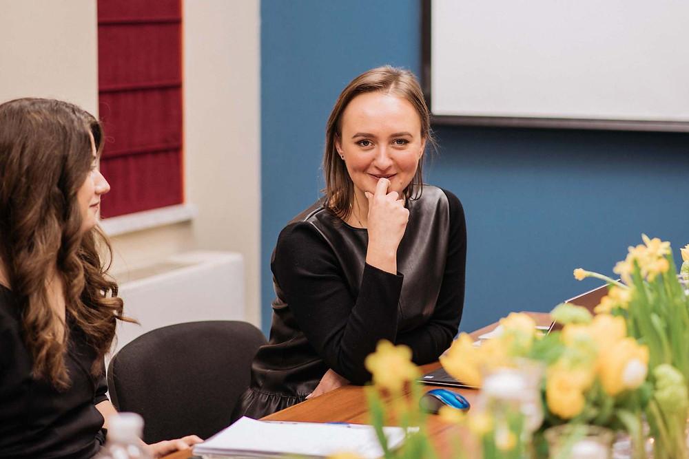 Елена Остапенко - флорист, декоратор, спикер обучающего курса Свадебный координатор, все о профессии от свадебного агентства MUZA-wedding