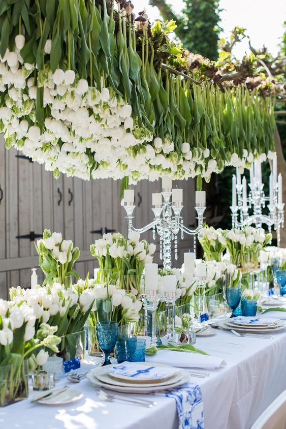Подвесные конструкции композиции на свадьбе - тренд сезона 2021