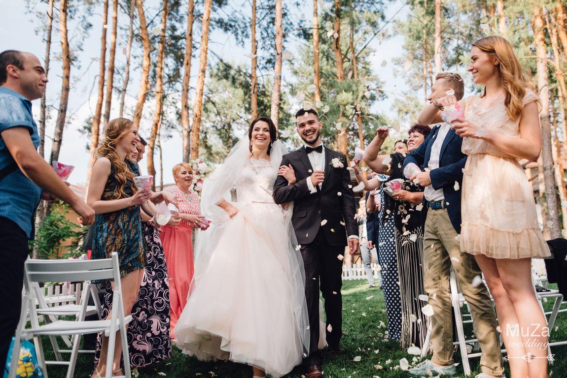 Свадебная церемония в Триполье