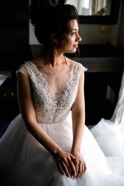 Нежный образ невесты, MUZA-wedding