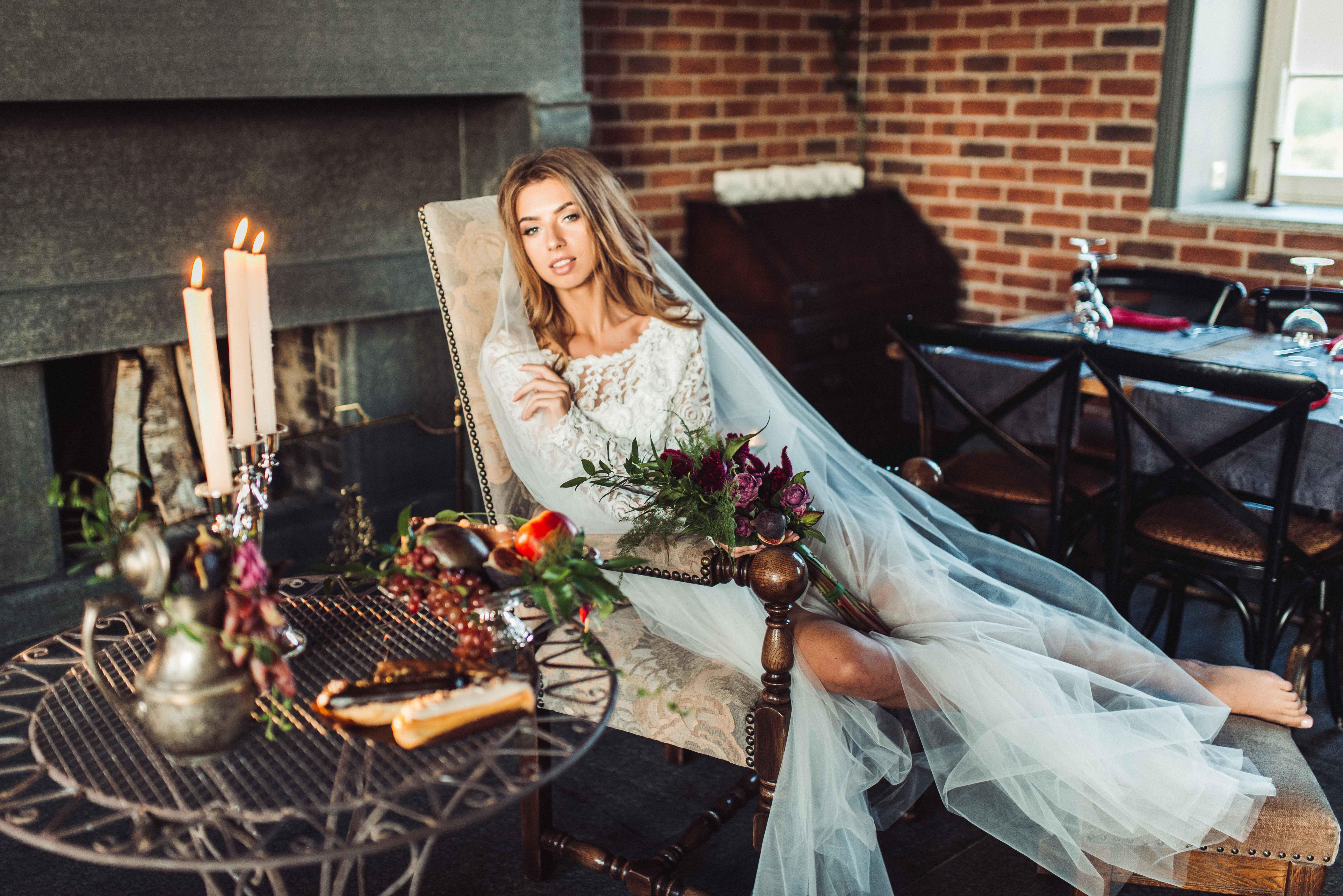 Заказать фотосессию утра невесты