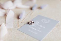 Классический пригласительный свадьба