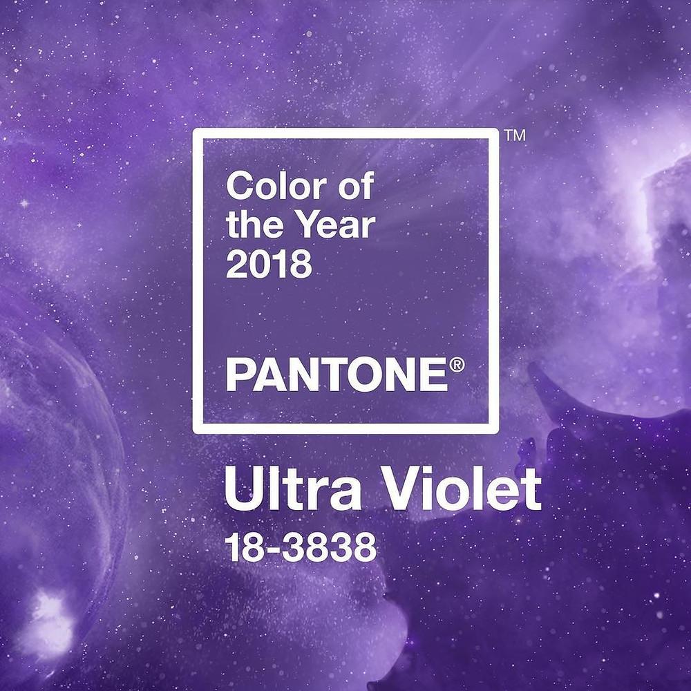 Пантон 2018, цвет года, ультрафиолет, Pantone, color of the Year 2018, Ultra Violet, 18-3838, самый свадебный цвет 2018, свадебное агентство Киев