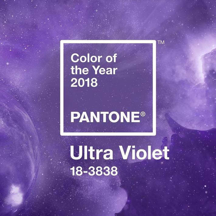 Pantone назвал главный цвет 2018-го года