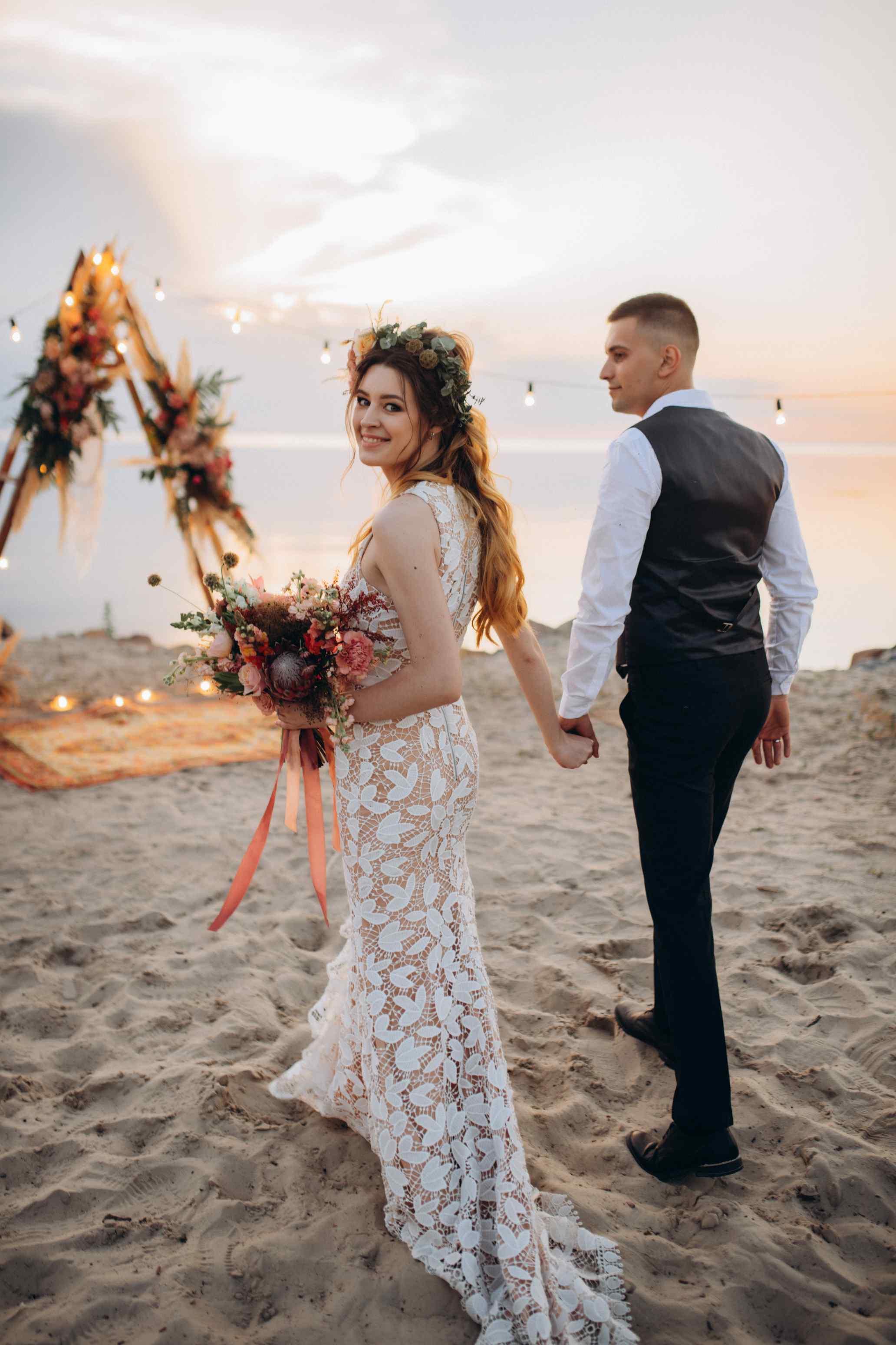 организовать особенную свадьбу
