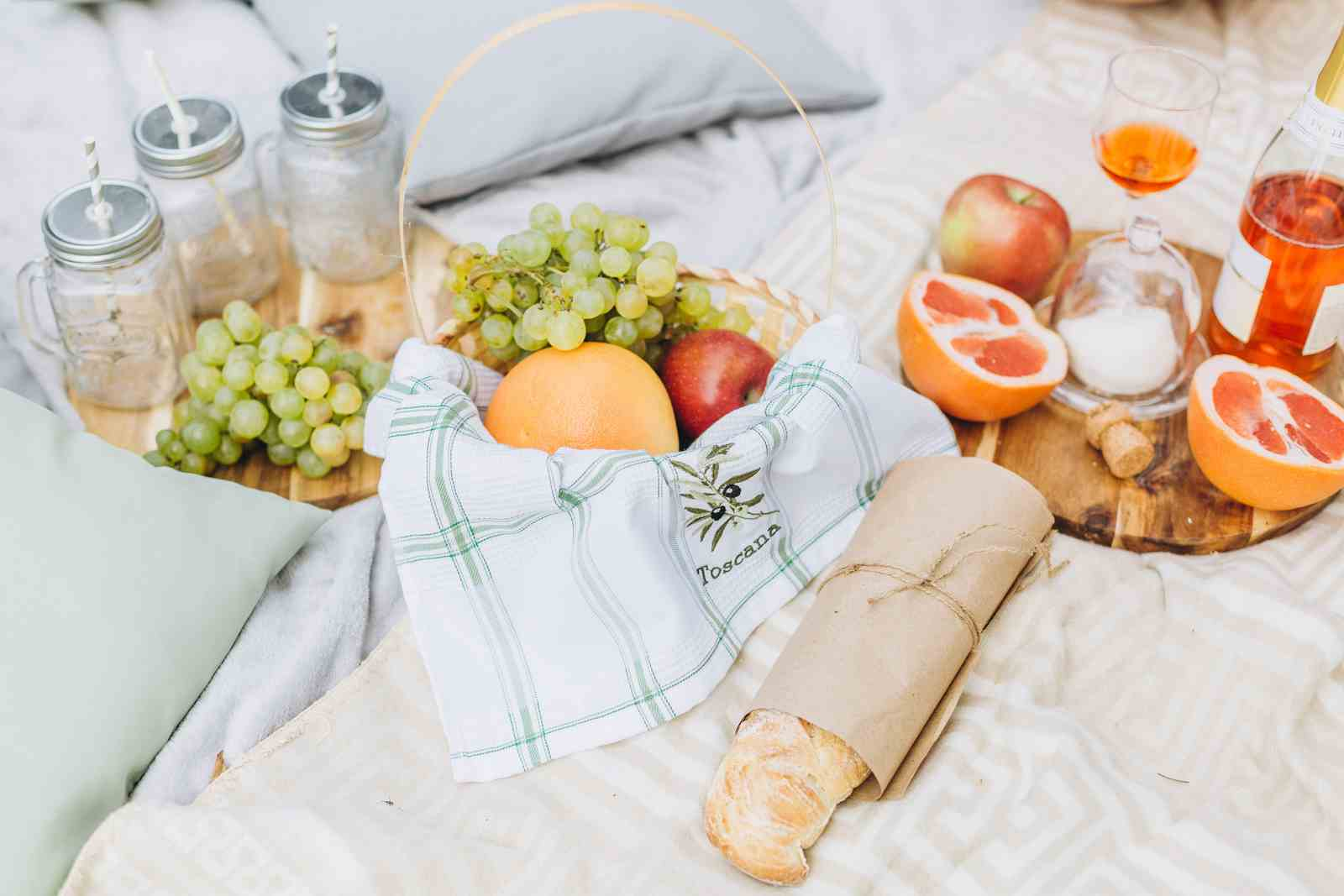 декор для утра невесты, идеи