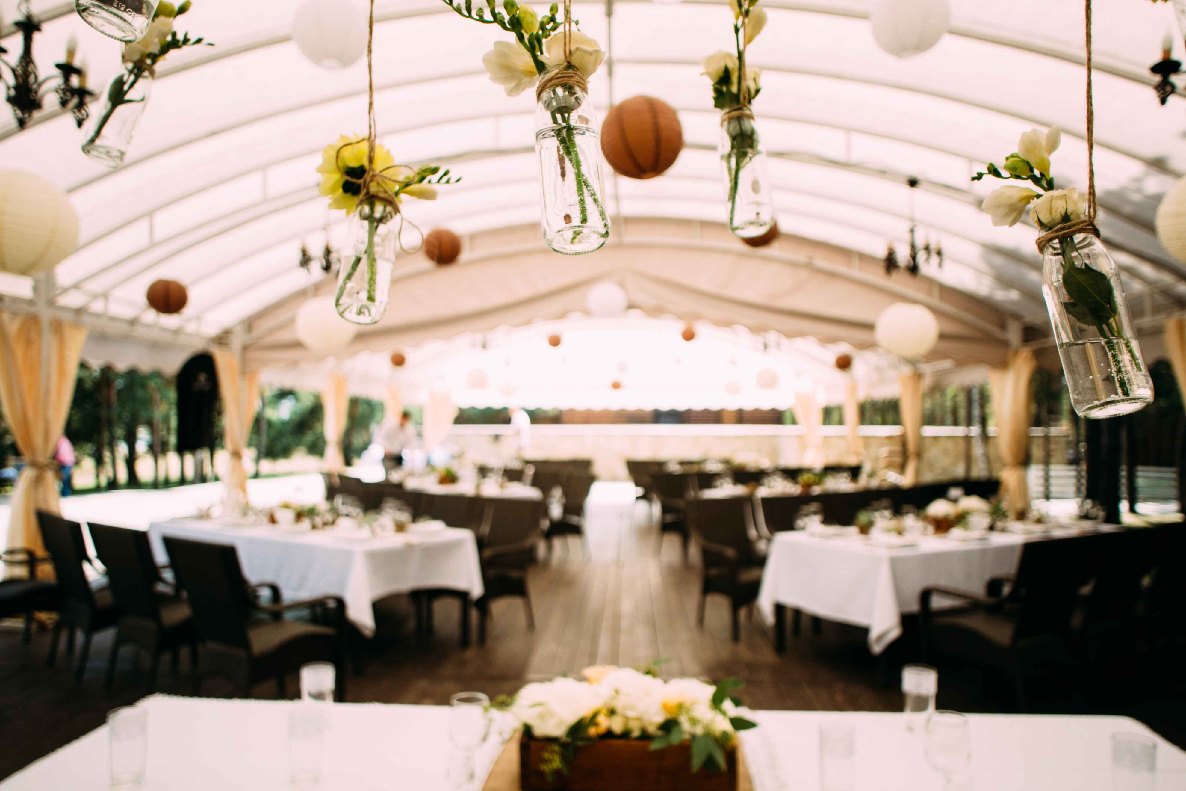 свадьба в шатре киев рустик