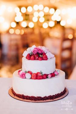 Свадебный торт bakerstreet