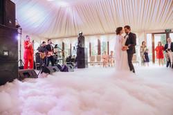 первый свадебный танец жених невеста