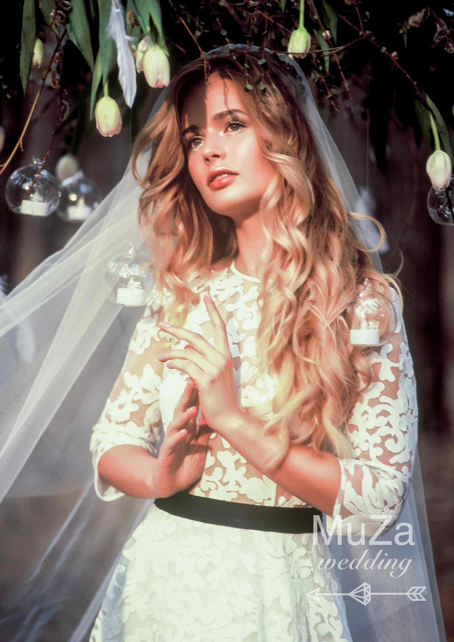 пленочный портрет невесты Киев