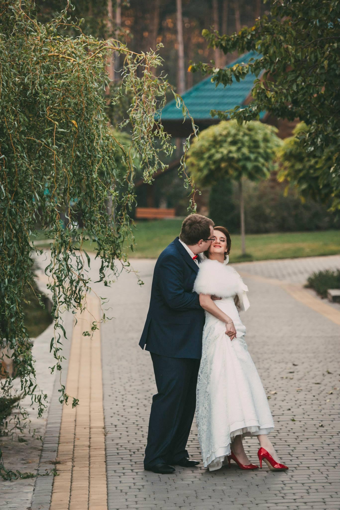 стильная свадьба в Киеве