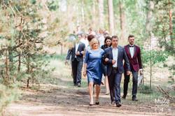 свадебная церемония необычном месте