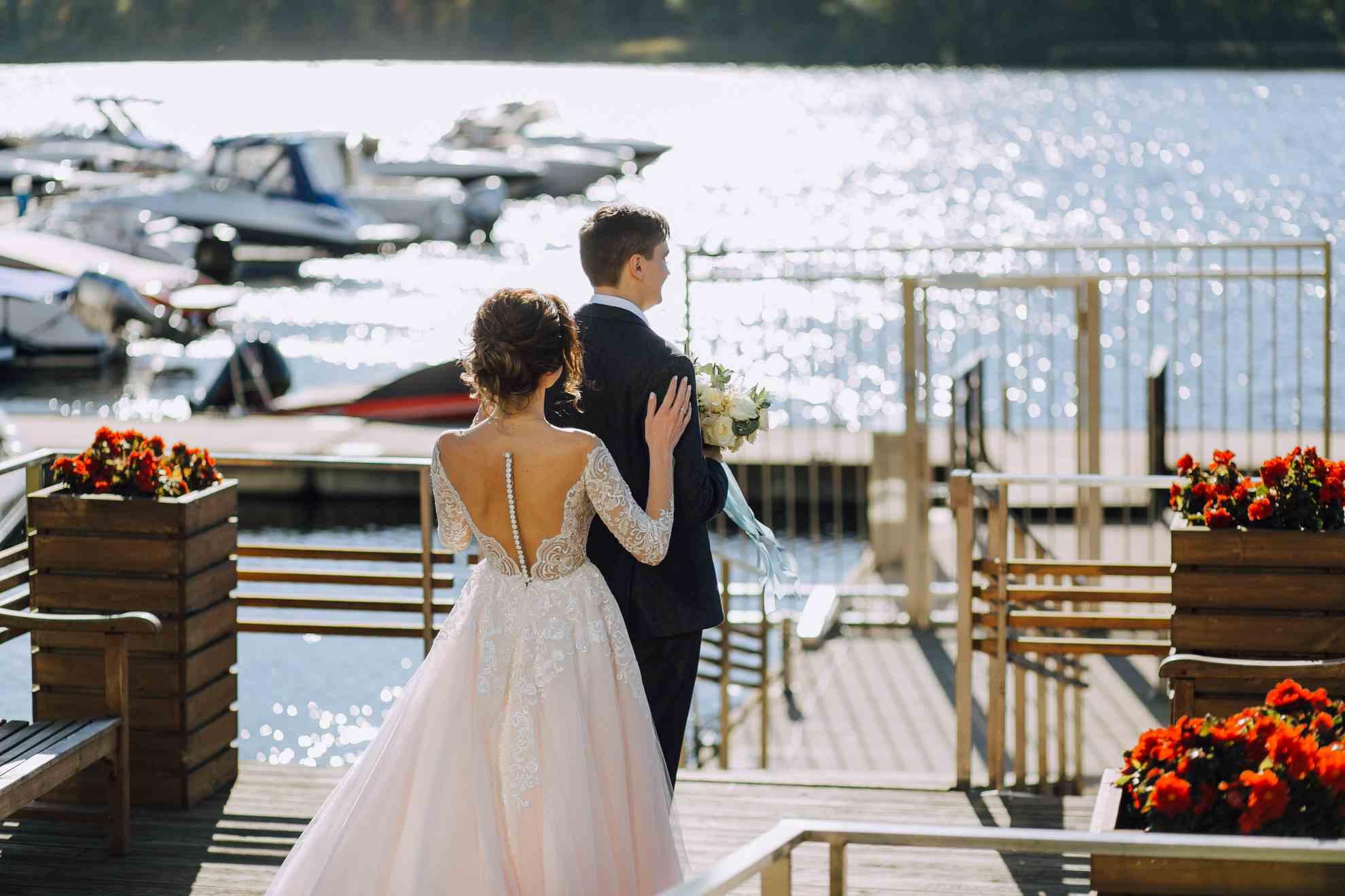 организовать первую встречу свадьба