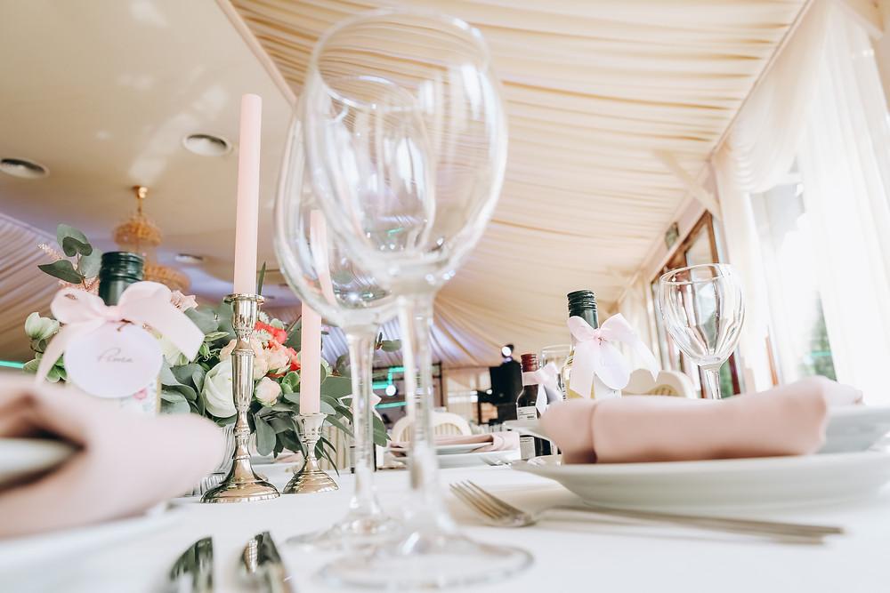 как выбрать ресторан для свадьбы в Киеве или под Киевом