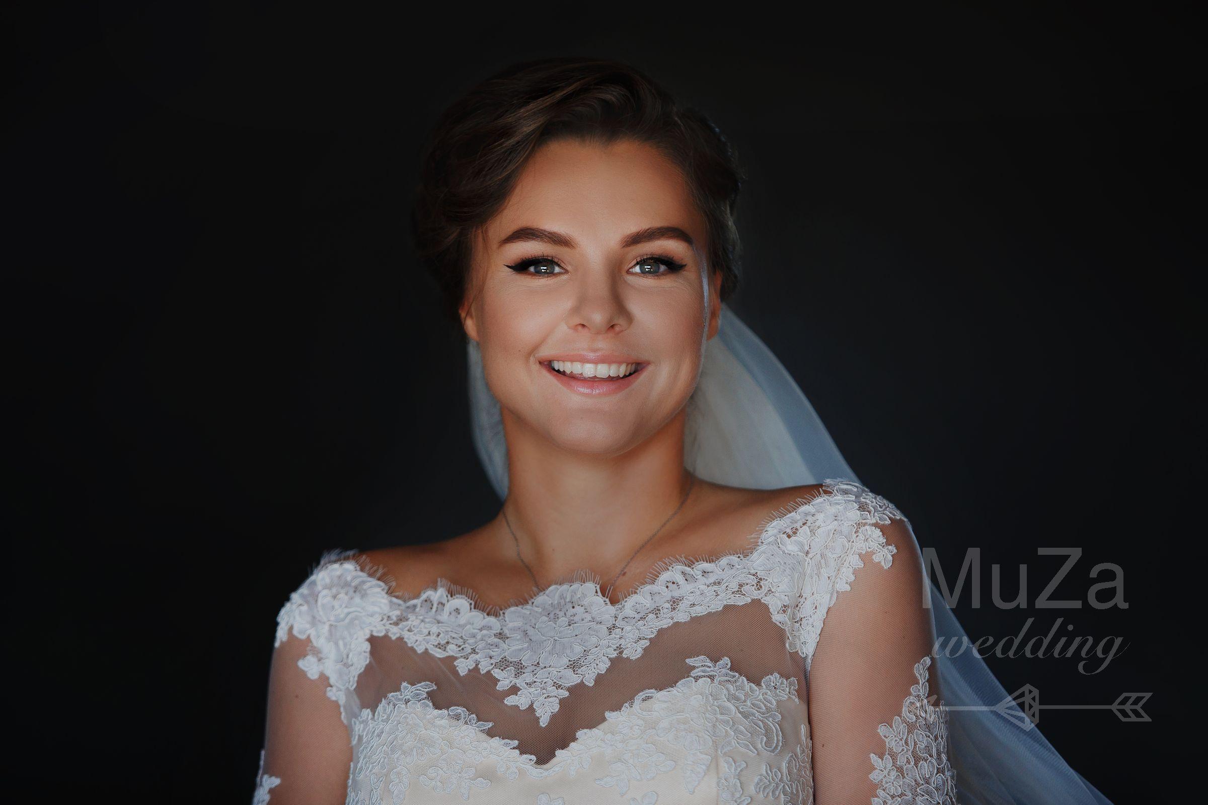 портрет невесты, классический, Киев