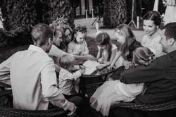 игры для детей на свадьбе