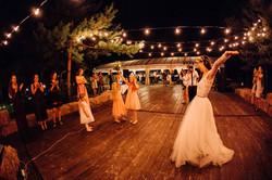 невеста бросила букет свадьба