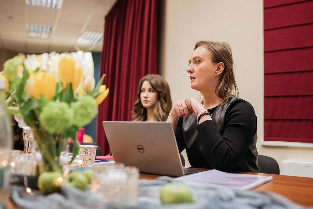 Елена Остапенко - спикер, свадебный эксперт, школа свадебных координаторов MUZA-wedding #muza_wedding_schoole
