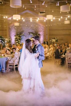 красивый первый свадебный танец