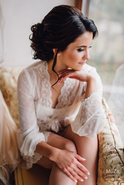 утро невесты, красивая невеста, киев