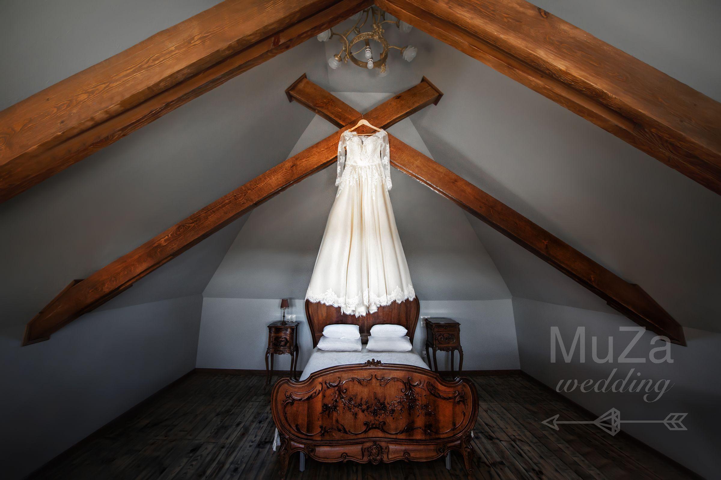 утро невесты, свадебное платье, Киев