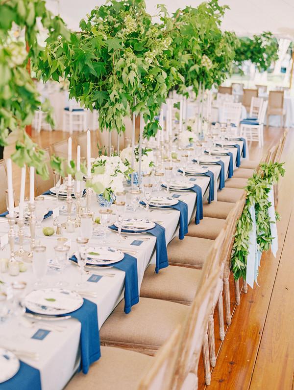 Высокие композиции из зелени. Впечатляющие высокие композиции точно удивят ваших гостей