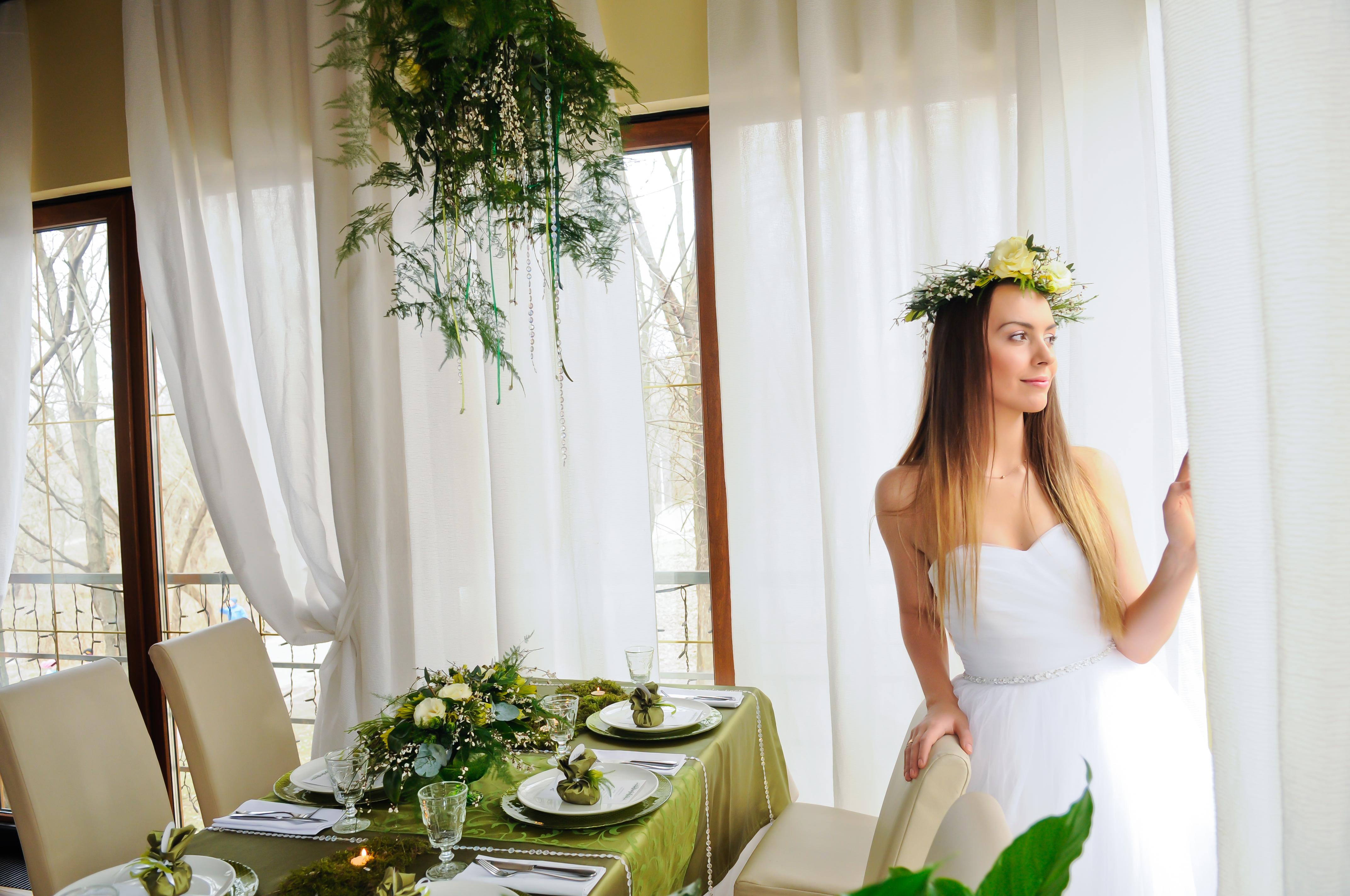 лесной стиль, свадебное агентство