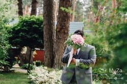 first look, жених в ожидании невесты
